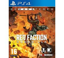 Video lojë Red Faction Guerrilla - Re-Mars-tered Edition (PS4)