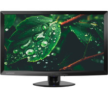 "Monitor LED Lenovo D24-10 - 23.6"" (60cm), Full HD, i zi"