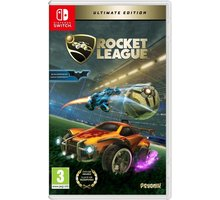 Video lojë Rocket League: Ultimate Edition (SWITCH)