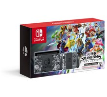 Konzolë Nintendo Switch Super Smash Bros - Ultimate Limited Edition, e hirtë