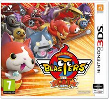 Videolojë Yo-Kai Watch Blasters Red Cat Corps (3DS)